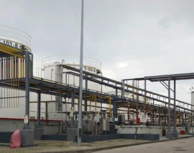 ENVIROIL Distillation Plant