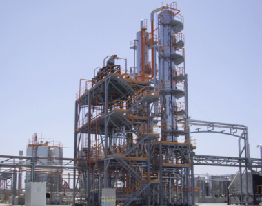 ENVIROIL refinaria